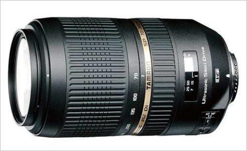 Comprar Objetivo Tamron SP AF 70-300 F/4-5.6 Di VC USD Sony al mejor precio en Andorra