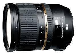 Comprar Objetivo Tamron SP 24-70 F2.8 DI VC USD Sony al mejor precio en Andorra