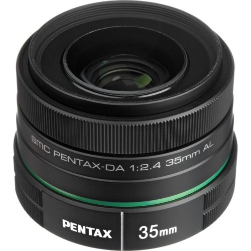 Comprar Objetivo Pentax SMC DA 35mm F 2.4 AL al mejor precio en Andorra