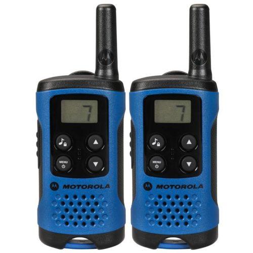 Comprar Walkie Talkie Motorola TLRK T41 Azul al mejor precio en Andorra