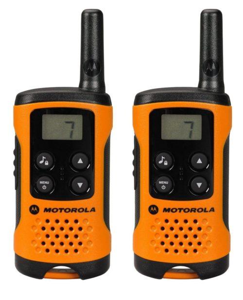 Comprar Walkie Talkie Motorola TLRK T41 Naranja al mejor precio en Andorra