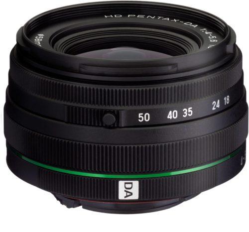 Comprar objetivo Pentax HD DA 18-50mm F/4-5.6 DC WR RE al mejor precio en Andorra