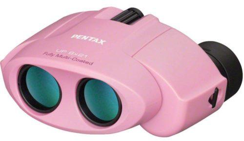 Comprar prismático Pentax UP 8x21 Pink al mejor precio en Andorra