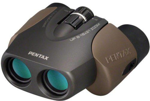Comprar prismático Pentax UP 8-16x21 Brown al mejor precio en Andorra