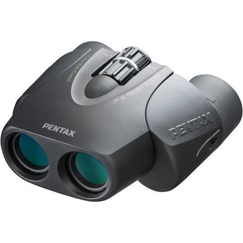 Comprar prismático Pentax UP 8-16x21 Black al mejor precio en Andorra