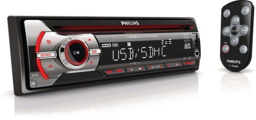 Comprar autoradio Philips CEM-2200 al mejor precio en Andorra