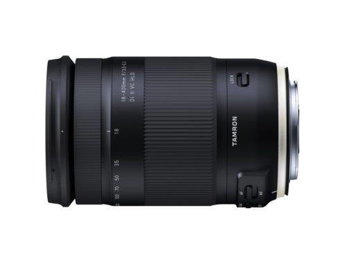 Comprar objetivo Tamron 18-400 Di II VC HLD Canon al mejor precio en Andorra