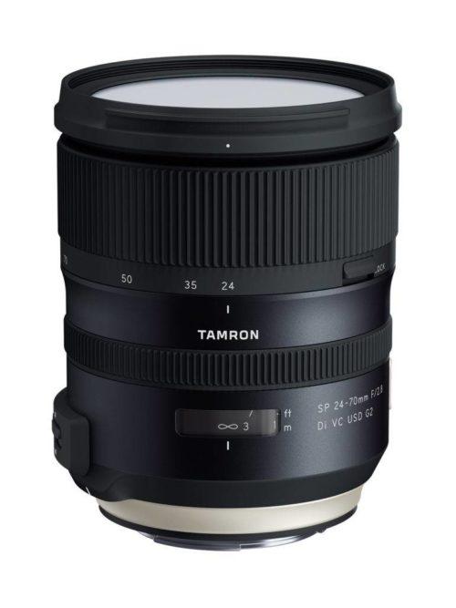 Comprar objetivo Tamron SP 24-70mm F/2.8 Di VC USD G2 Canon al mejor precio en Andorra