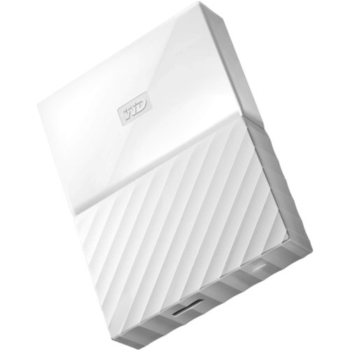 Western Digital My Passport 4TB Blanco en Andorvisio
