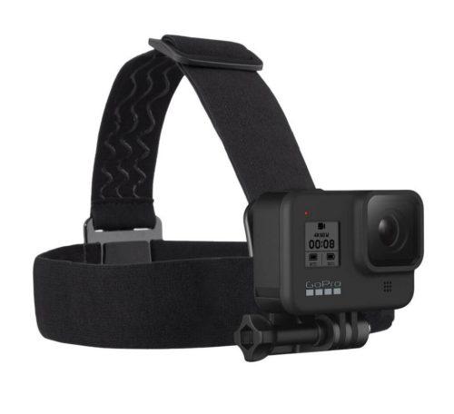 GoPro Head Strap y Quick Clip