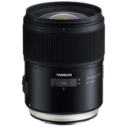 en tu tienda online de andorra ya puedes comprar un Tamron sp 35mm f/1.4 DI VC USD Nikon al mejor precio