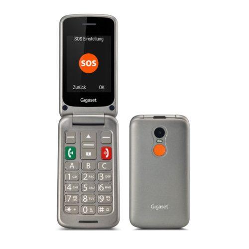 comprar Telefono Gigaset GL590 con Tapa para Gente Mayor al mejor precio en Andorra.