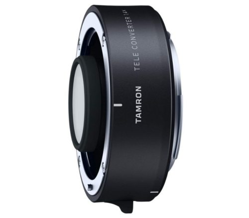 Comprar Tamron teleconvertidor 1.4 x canon al mejor precio de Andorra